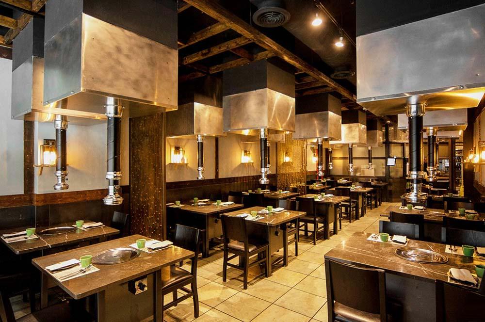 Hiện nay các nhà hàng với phong cách Hàn Quốc tại Việt Nam khá là nhiều