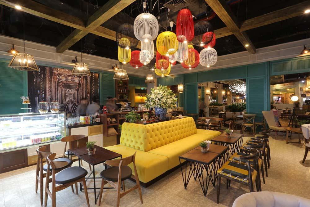 Lựa chọn các món đồ nội thất phù hợp khi thi công nội thất quán cafe