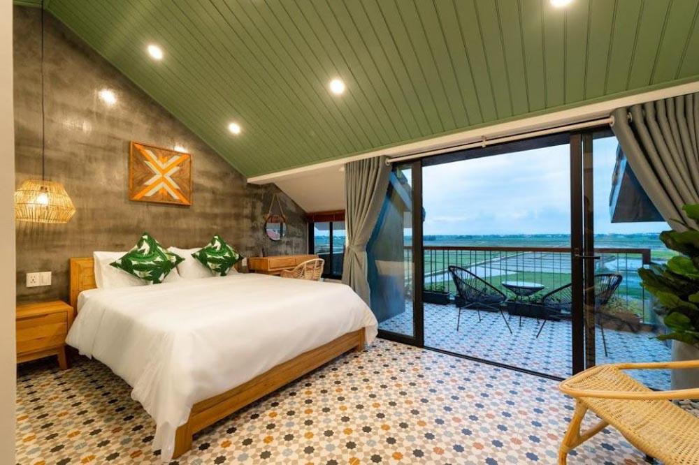 Cải tạo sân thượng thành phòng ngủ