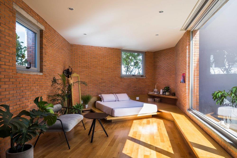 Nên dùng vật liệu thạch cao để cải tạo sân thượng thành phòng ngủ