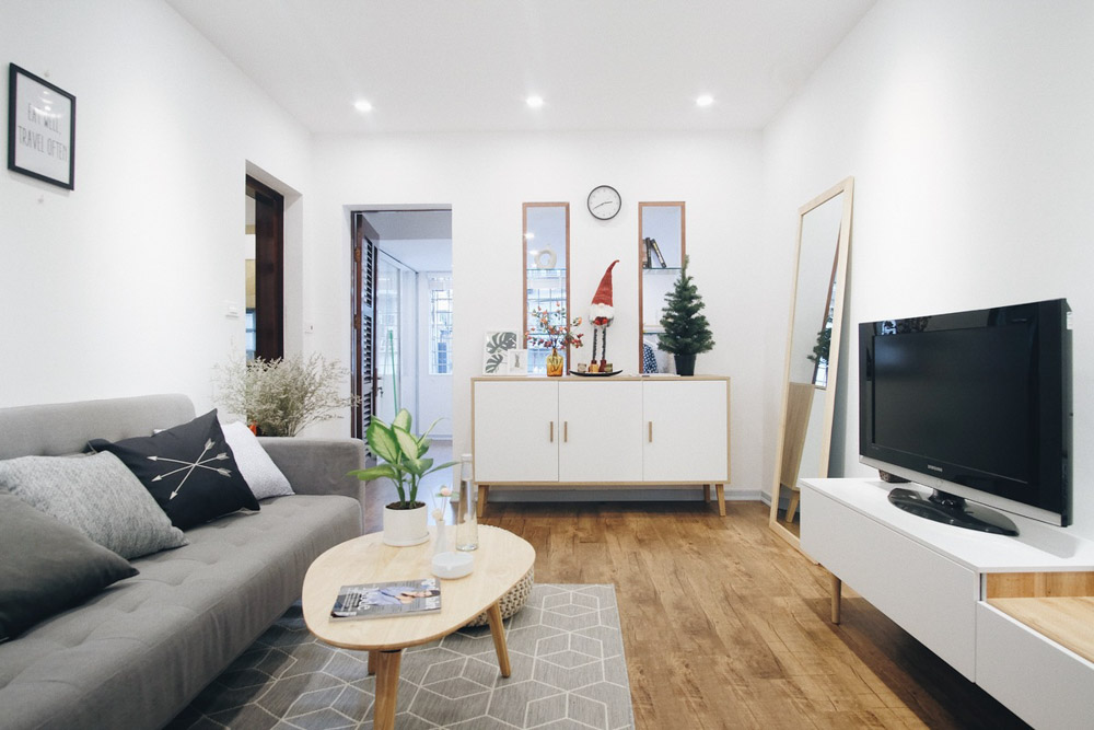 Sửa nhà đóng vai trò quan trọng trong việc thay đổi diện mạo ngôi nhà và mang đến một luồng không khí mới đến cho gia đình