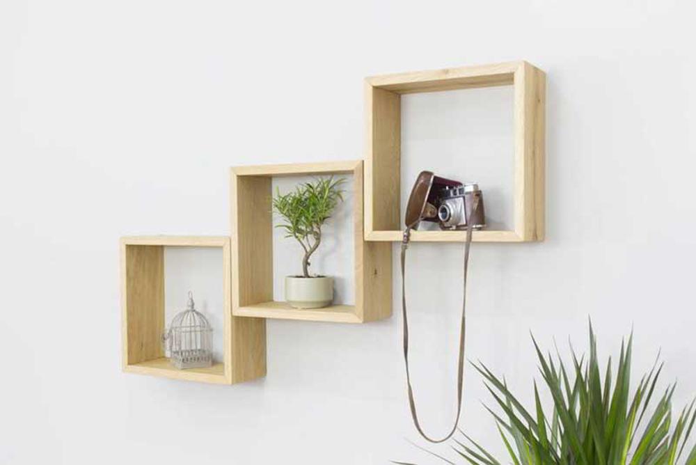 Sử dụng trang trí phòng khách giúp tiết kiệm được chi phí và diện tích của phòng