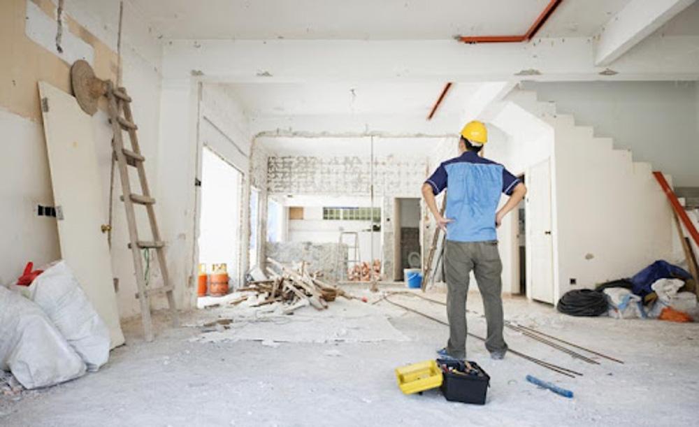 Nhiều điều cần lưu ý khi sửa nhà