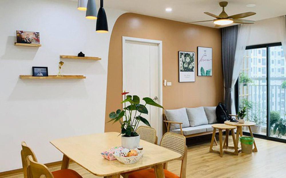 Với những ngôi nhà đã quá cũ thì bạn hoàn toàn có thể thực hiện việc thay đổi nội thất mới