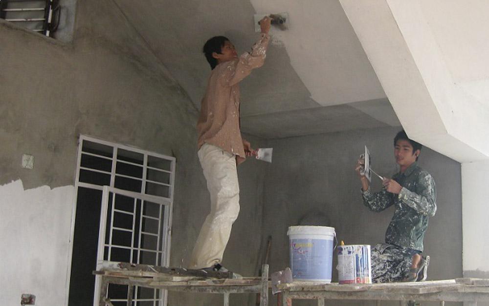 Sửa nhà 50 triệu là điều cần thiết để nâng cấp ngôi nhà