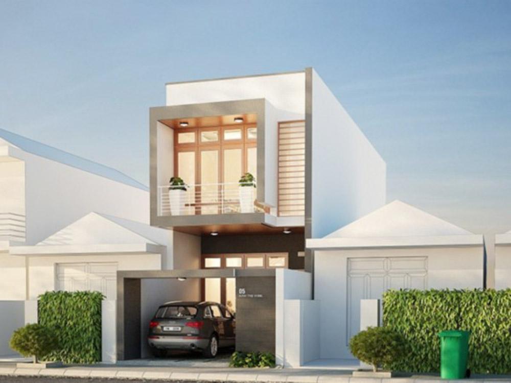Lựa chọn phong cách thiết kế nhà lầu phù hợp