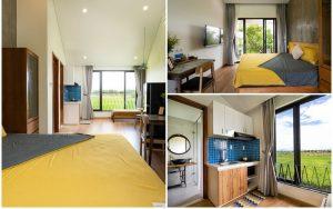 Phòng ngủ là nơi quan trọng nhất khi thực hiện việc sửa nhà cấp 4 thành Homestay