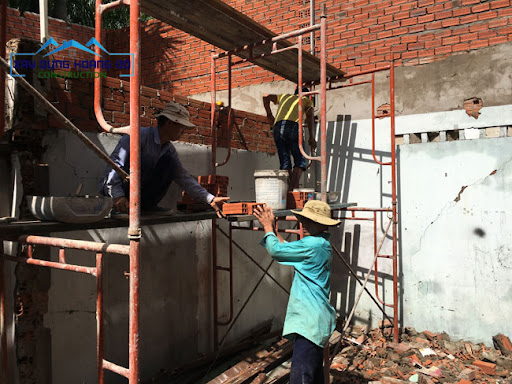 Mỗi một lần Khi bạn tiến hành việc sửa nhà lên tầng thì nền móng của căn bạn sẽ bị giảm đi đáng kể