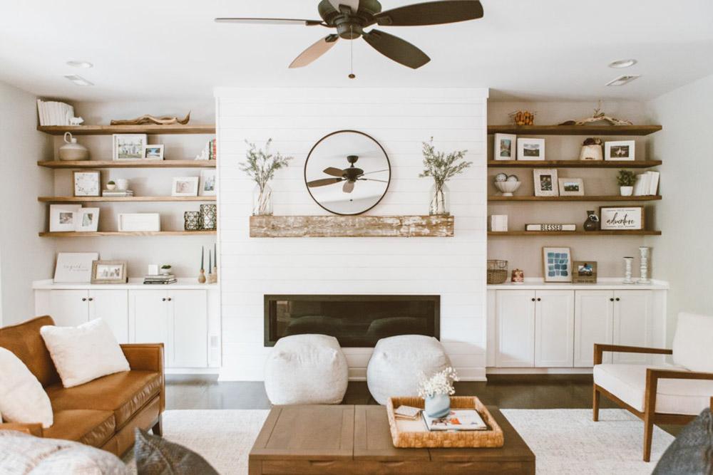 Trang trí nhà bằng gỗ - xu hướng Cực kì hot