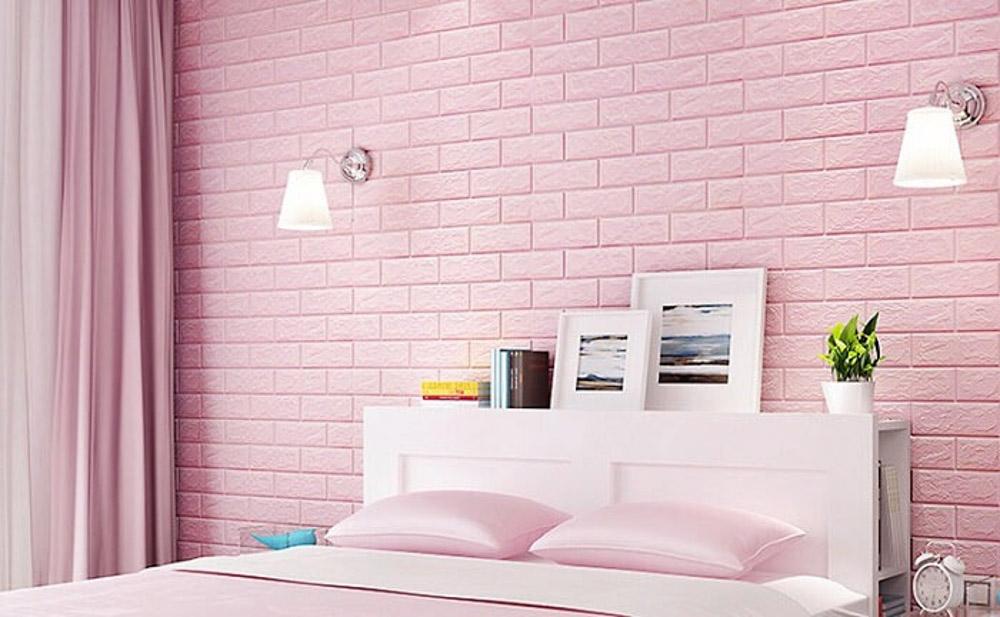 Lựa chọn màu sắc tương đồng với nội thất phòng ngủ