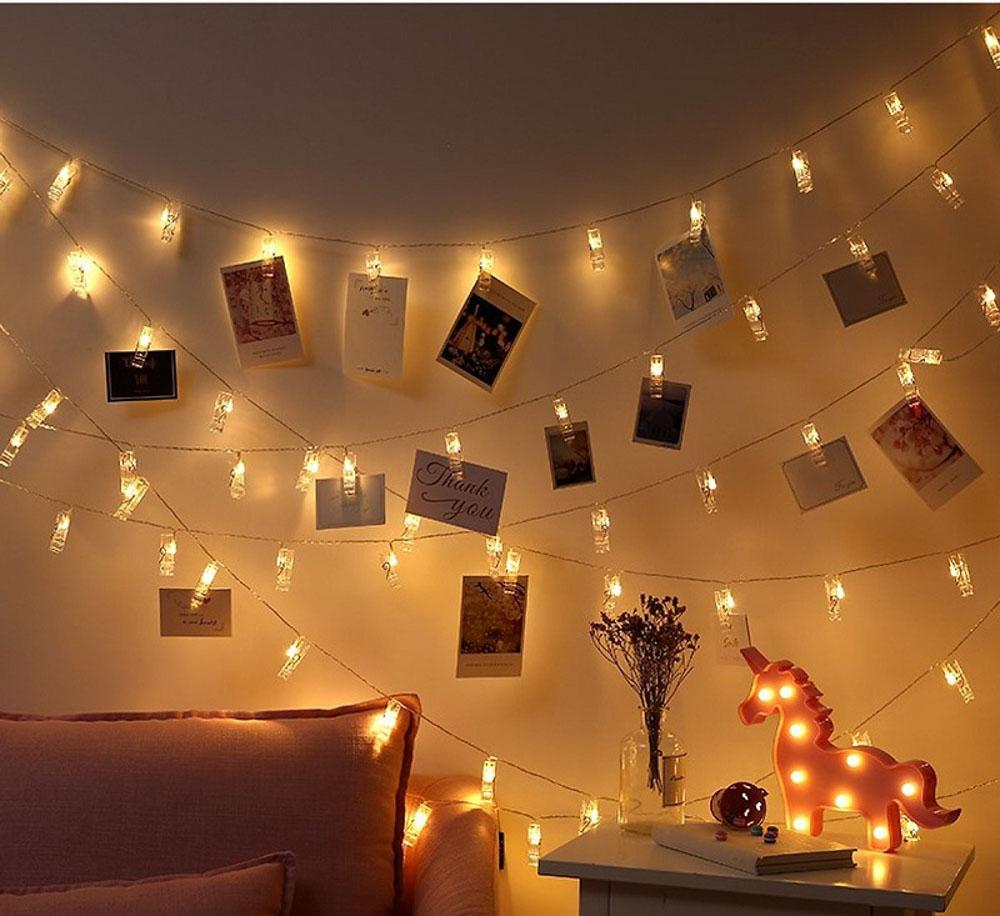 Trang trí phòng ngủ bằng ảnh