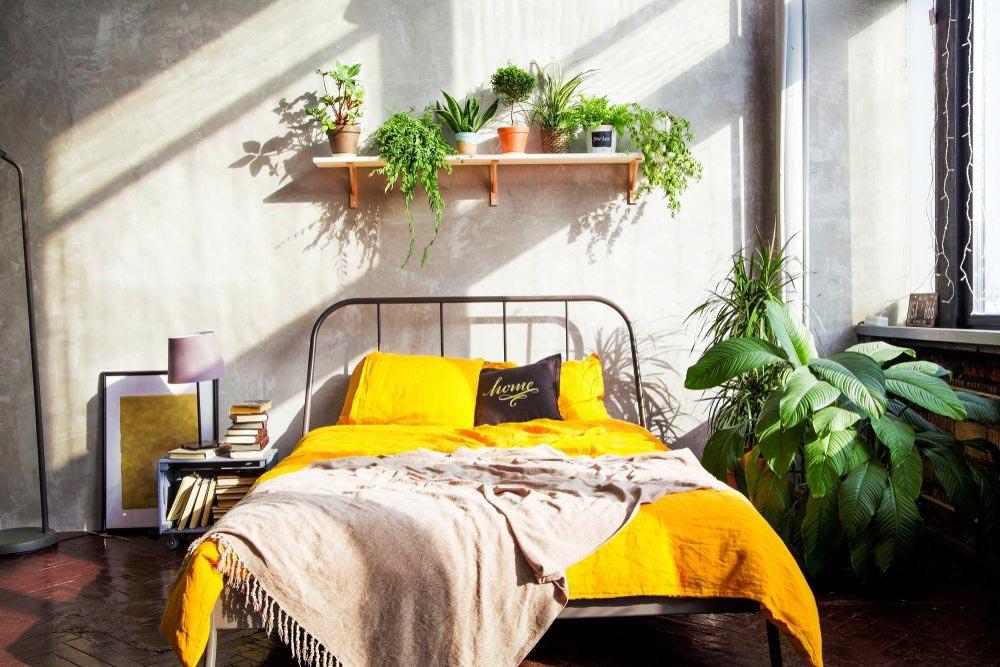 Phong cách thiết kế phòng ngủ vintage chính là phong cách thiết kế hoà quyện giữa yếu tố cổ điển và yếu tố hiện đại