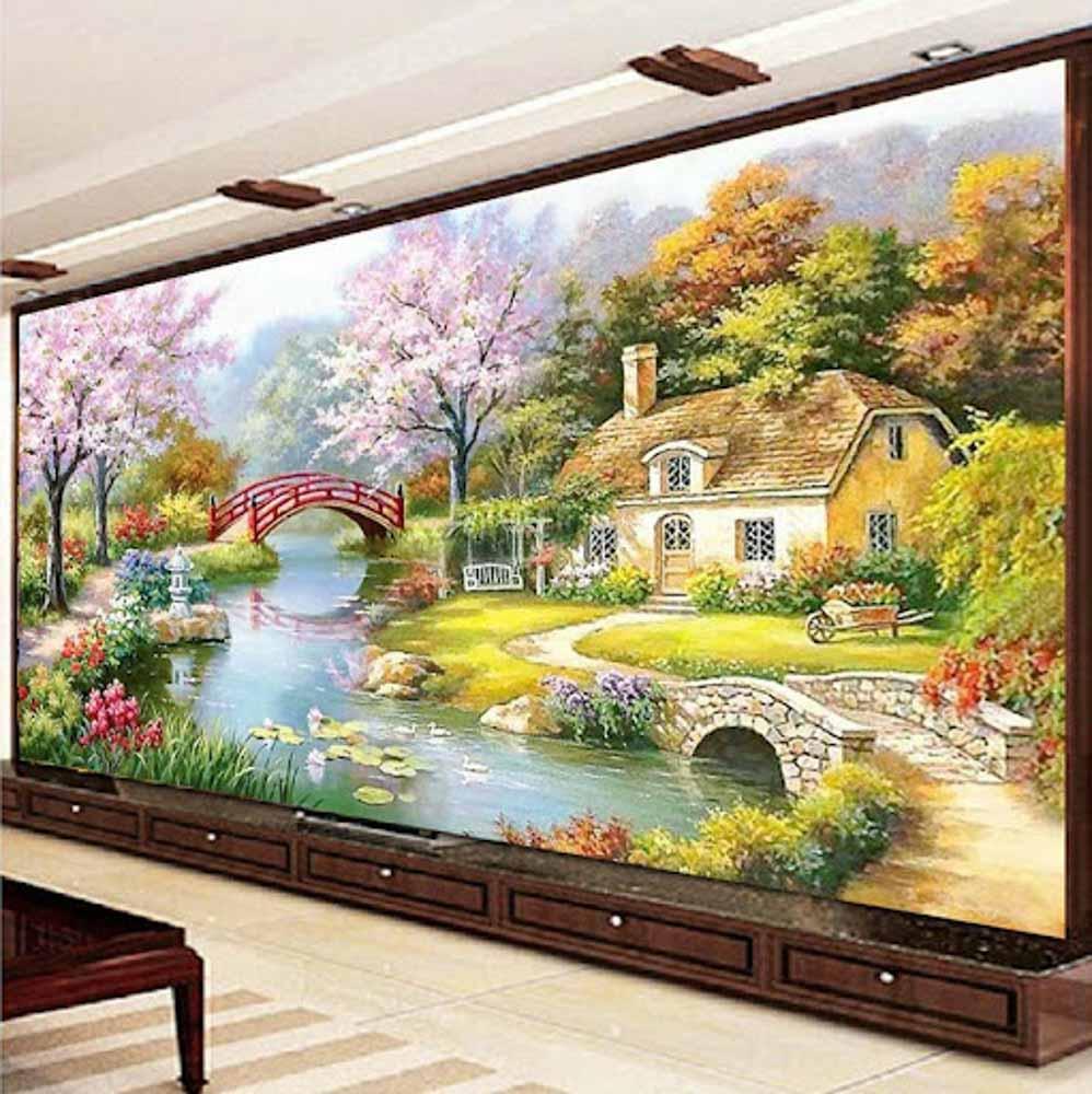 Tranh vẽ là một trong những loại tranh cực kỳ nổi tiếng và đáng chú ý