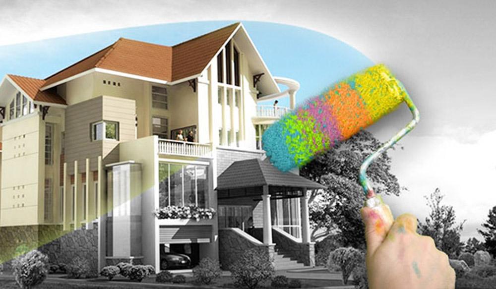 việc sửa nhà cực kỳ quan trọng để có thể xây dựng được một nền móng tốt cho sự nghiệp của mình