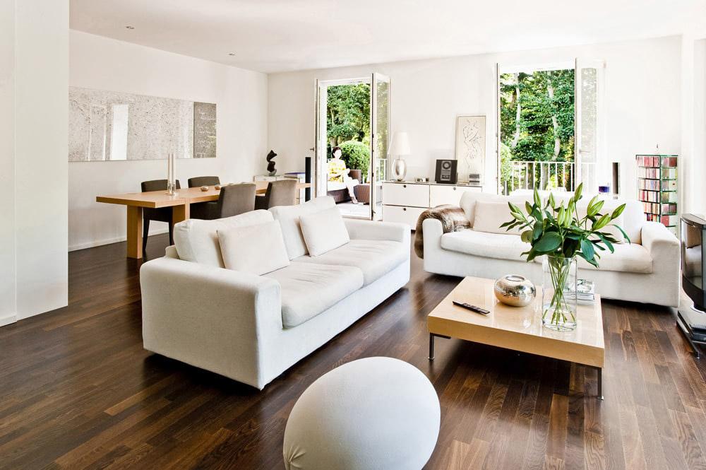 Việc lựa chọn màu sắc phù hợp là một trong những yếu tố để kích thích tài lộc cho không gian căn phòng nhà bạn.