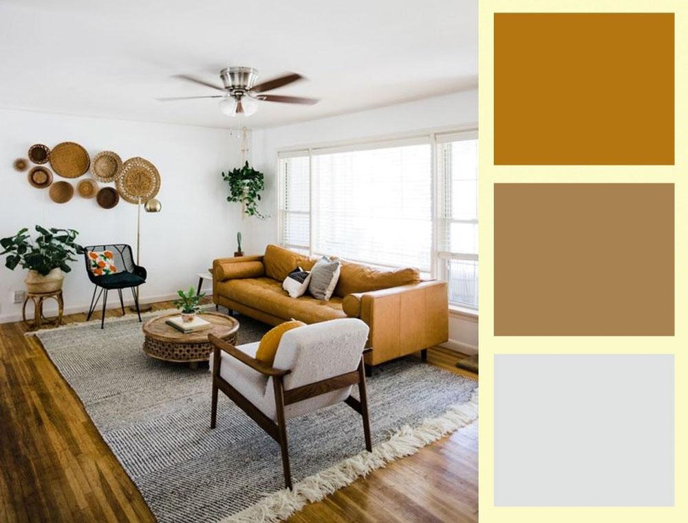 Với ngôi nhà của người mệnh Thổ thì các bạn nên ưu tiên lựa chọn đồ dùng nội thất bằng chất liệu đất