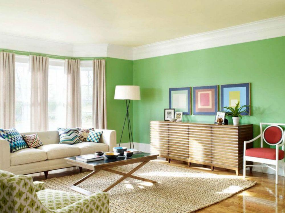 màu như màu xanh lá cây, màu nâu gỗ, màu đen hay là màu xanh lam