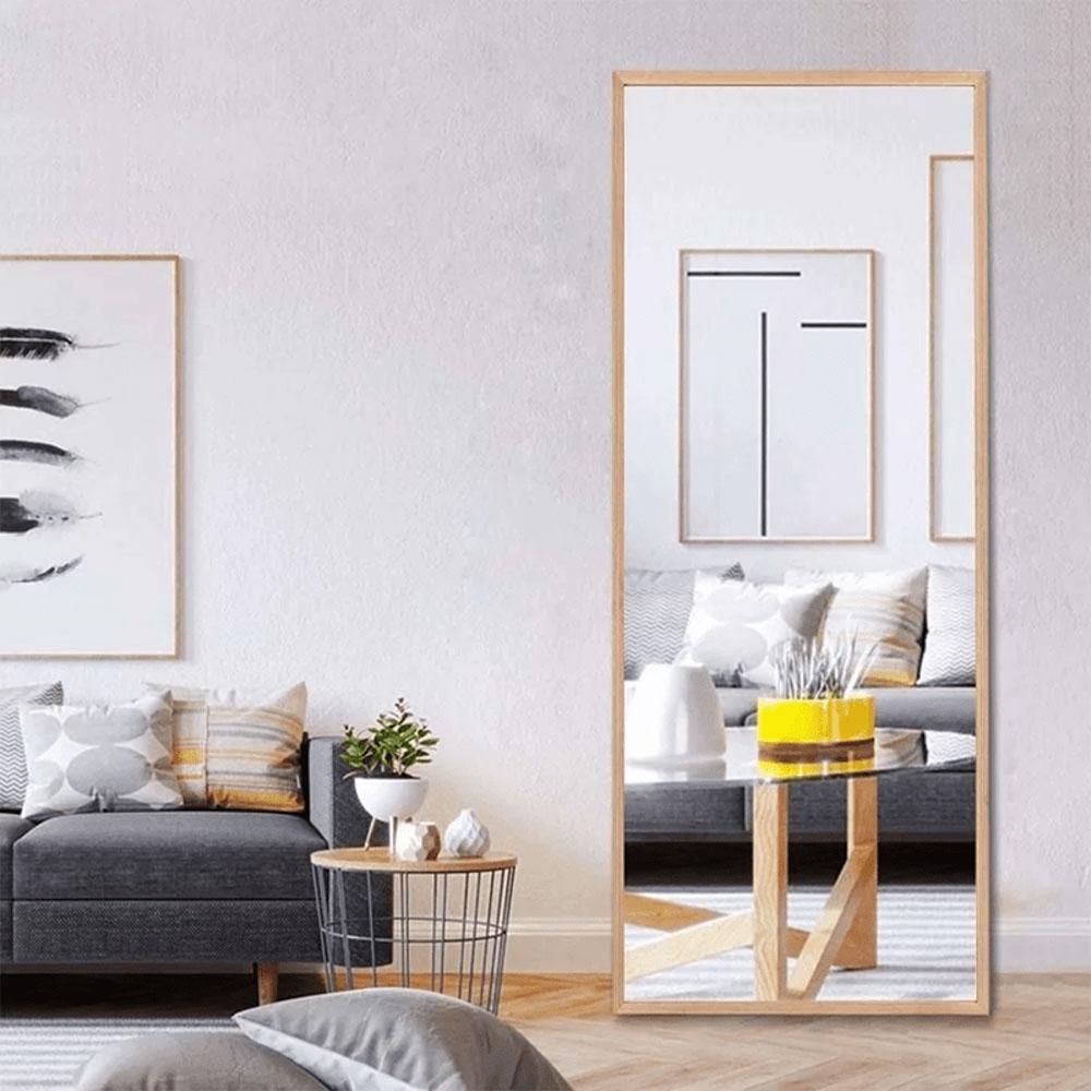 Công dụng trang trí là công dụng đầu tiên khi dùng gương phong thủy