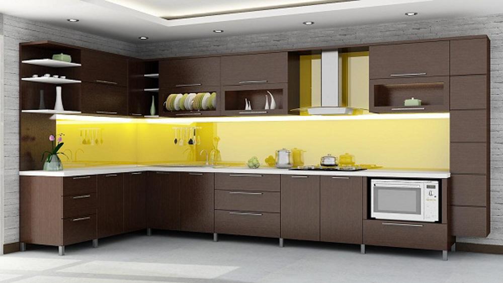 Hãy đảm bảo các gam màu trong nhà bếp của bạn được bổ sung và bổ trợ cho nhau.