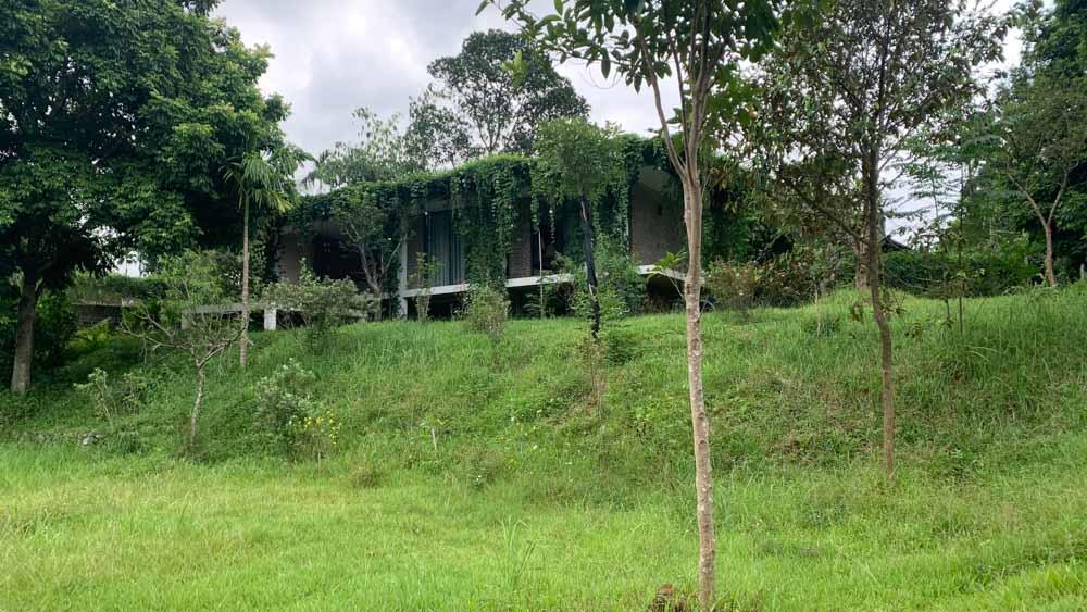 Khảo sát tư vấn thiết kế homestay 1600m2 ở Thanh Hóa - anh Bình