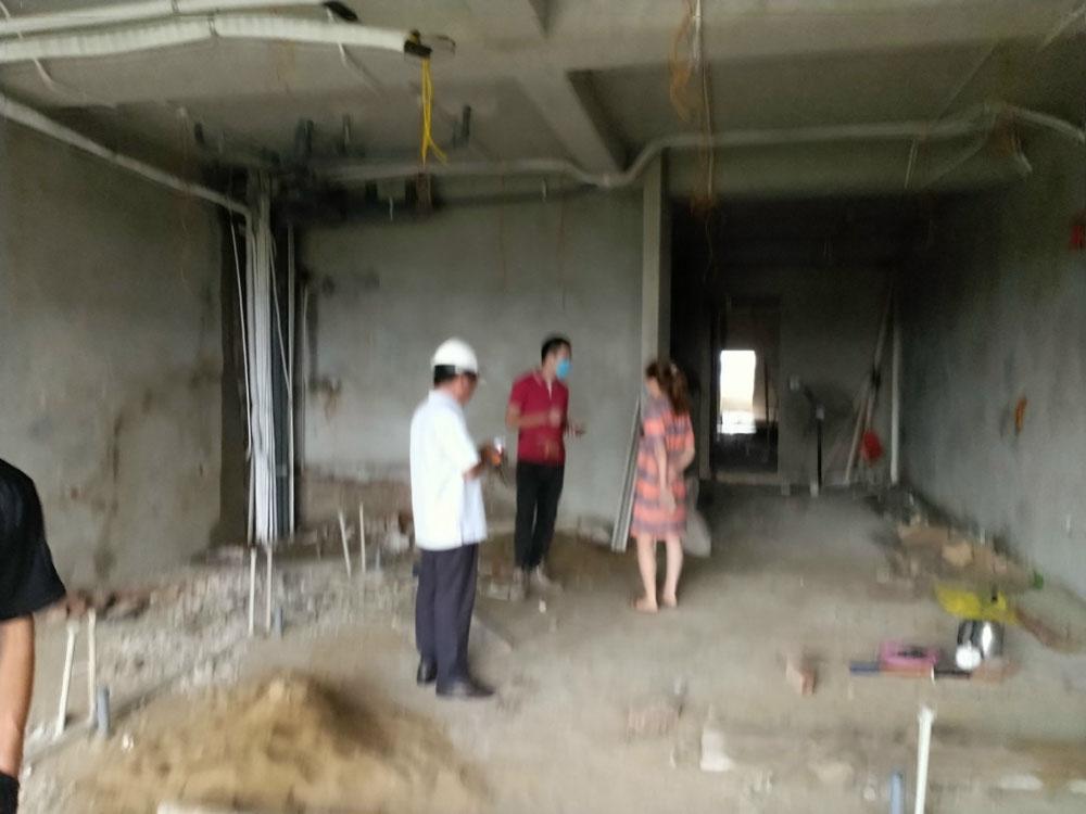Khảo sát tư vấn thiết kế & thi công nội thất HBH Spa ở Hàm Rồng, Thanh Hóa
