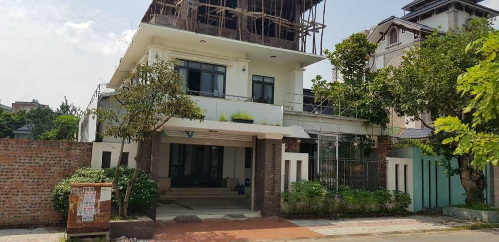Khảo sát, tư vấn thiết kế thi công nội thất nhà anh Quý, Thanh Hóa